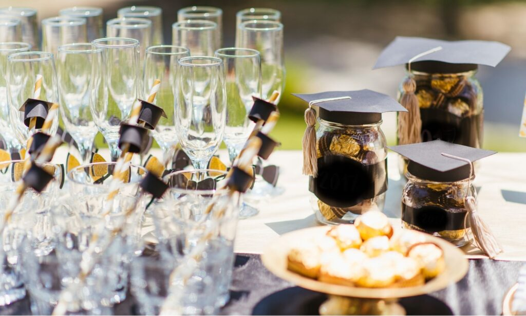 virtual graduation party ideas nyc